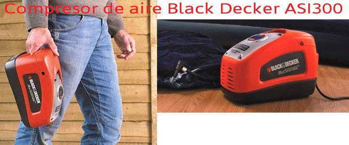 Black and Decker asi300-qs 11 bar / 160 psi