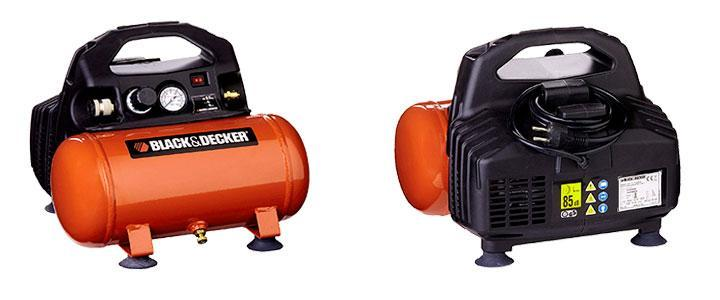 Compresor Black Decker 6 litros
