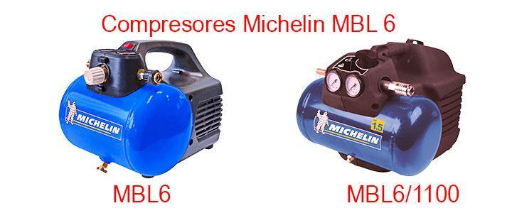 Compresor Michelin MBL 6 y MBL6/1100